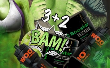 WOO BOOSTER POWER BUNDLE - Tennisfreunde24