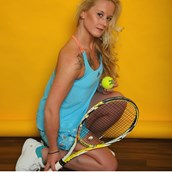 Tennisverein: Nadine