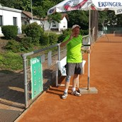 Tennisverein: Rüdiger Christen