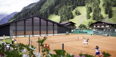 Tennisverein - Rauris - Hotel Rauriserhof – Salzburger Land