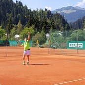 Tennisspieler: Shootout Turnier