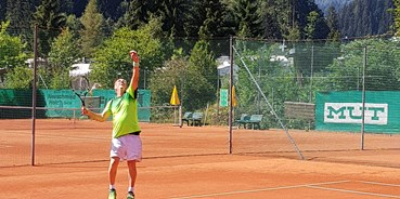Tennisverein - Deutschland - Gunter Krambs