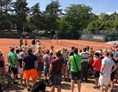 Tennisportal: Kindercamp - DJK Mainzer Sand