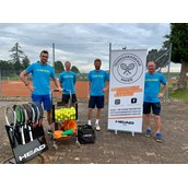 Tennis spielen: Trainer-Team Performance Camp - TennisAkademie Maier