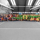 Tennisverein: uniexperts College Tennis Showcase 2018  - uniexperts