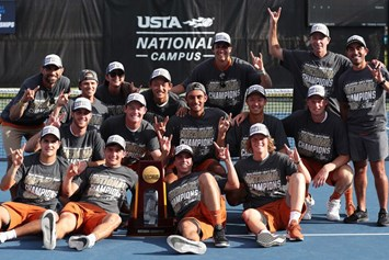 Tennisportal: University of Texas, Men's Tennis - National Champion - NCAA Division 1 - uniexperts